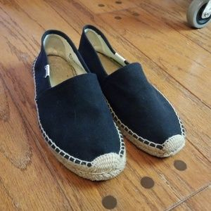 Soludos hemp slip on shoes